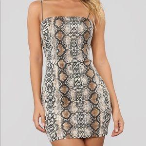 Fashion Enforcer Mini Dress